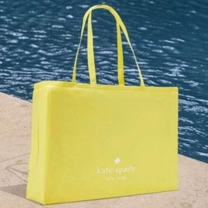 FREE Shopping Tote with purchase of Kate Spade Bag